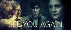 Harry Potter || See You Again | Because this song needed to be even more depressing