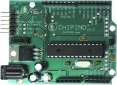 CHIPINO  The Microchip PIC Based Arduino Style Module