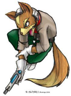 Hunting Fox by Daltair on DeviantArt