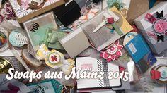Stampin' Up! - Swaps Mainz 2015