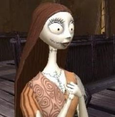 Jack y Sally songs. The nightmare before Christmas Nightmare Before Christmas Characters, Sally Nightmare Before Christmas, 31 Days Of Halloween, Halloween Costumes, Sally Costume, Which Character Are You, Fantasy Films, Beautiful Stories, Stop Motion