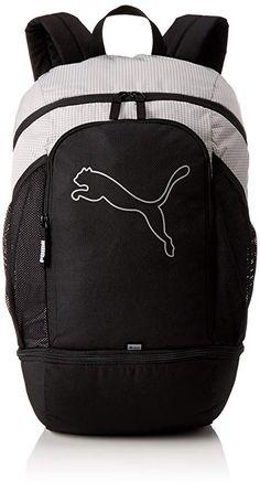 daaf32c0b67f Puma 23 Ltrs Puma Black Puma White Reflecti Laptop Backpack (7470501)