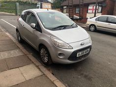 Ebay  Ford Ka Zetec Tdci Silver   Zero Owners Spares Or Repairs Snapped Chain