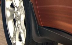 Mitsubishi Outlander Mudguard Set, Front - MZ314664