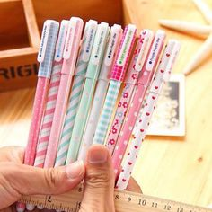 Need a new set of gel pens for your #bulletjournal? These cute floral pens are on sale now, and we only have 100 left! Get yours now at Drrozl.com 😍❤️ #bulletjournallife #bulletjournalsupplies #bujopens