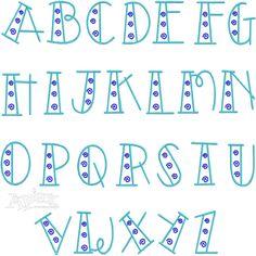 Hand Lettering Alphabet, Doodle Lettering, Creative Lettering, Lettering Styles, Block Lettering, Hand Lettering For Beginners, Hand Lettering Tutorial, Bullet Journal Font, Journal Fonts