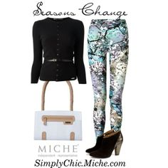 """""""Seasons Chainge"""" by miche-kat on Polyvore January 2014 Miche Classic Marcy $29.95 http://www.simplychicforyou.com/"""