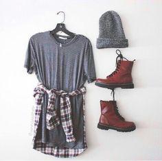 fashion - #soft grunge clothes