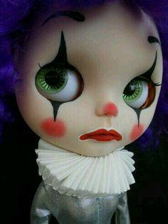 Blythe Clown
