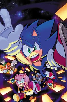 """Matt Herms on Twitter: """"Sketch/Final… """" Sonic The Hedgehog, Shadow The Hedgehog, Steven Universe, Sonic Funny, Party Characters, Sonic Heroes, Sonic Fan Art, Anime Furry, Cute Pokemon"""