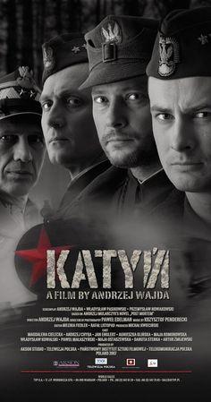 Directed by Andrzej Wajda.  With Andrzej Chyra, Maja Ostaszewska, Artur Zmijewski, Danuta Stenka. An examination of the Soviet slaughter of thousands of Polish officers and citizens in the Katyn forest in 1940.