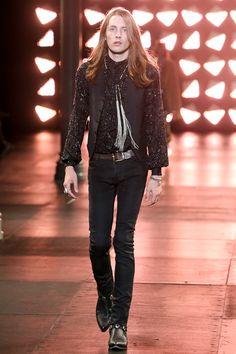 Saint Laurent   Spring 2015 Menswear Collection   Style.com Fashion Brand,  Fashion Show 29f5466184ce