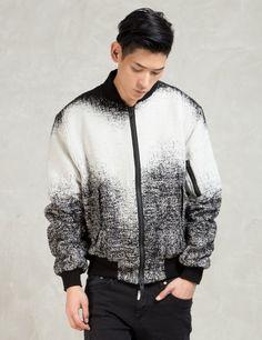 Jacket For In Ian Men Studios Shearling Acne Fyourouterwear Black HqwPZP