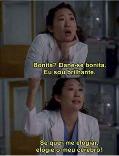 Cristina Yang, Yang Grey's Anatomy, Lexie Grey, Powerful Quotes, Some Words, Greys Anatomy, Law Of Attraction, Beautiful Day, Tv Shows
