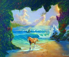 + Jim Warren - - - Seven horses