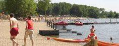 Dagstrand bij Maastricht is meer dan strand en water