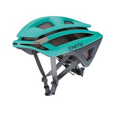 78550bb10f4b Smith Overtake Helmet - 2015 CLOSEOUT (Matte Red) (Large) [YH-SMVTH-RWH-P]
