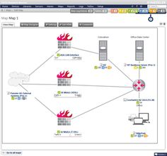 Best Network Monitor Images On Pinterest Network Monitor Small - Free network mapping tool