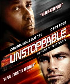 """Unstoppable"" (2010) Denzel Washington, directed by Tony Scott"
