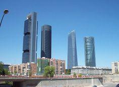 Top 5 Largest European Capital Cities , Madrid
