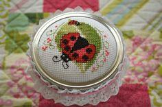 mason jar cross stitch - Google Search