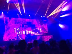 Tokimonsta.  Day1 - DWP16, Neon Jungle Stage at Jiexpo Kemayoran.