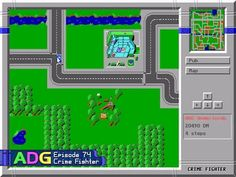 Throwback Tuesday - Ancient DOS Games 74: Crime Fighter