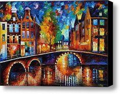 Bridges of Amersterdam