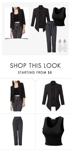 """""""Best Office Outfit 😘"""" by le3noclothing ❤ liked on Polyvore featuring LE3NO"""