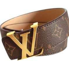 Louis Vuitton Belt Inside