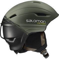 Salomon - Cruiser 4D Helmet - Swamp/Black
