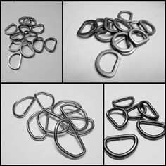 DButtonshop's Product #Chapter5 #Rings #Loops #Series #ItemName Casting D-Ring and Metal D-Ring #RawMaterialAvailable Zinc Alloy and Steels #ThePrice of these products is based on : The #Thickness of Raw Material, #Size length inside and width inside of these products, and #Colouring Type. #AvailableCustomLogo Just from material zinc Alloy.#MinimumOrderQuantity 7.200 Pcs #CustomSize #ContactUs #Whatsapp +6285222488486 #AksesorisGarment #GarmentAccessories #RingBesi RingCasting #RingCor…