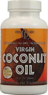 Olympian Labs Certified Organic Virgin Coconut Oil - 10 fl oz Labs, Packaging Design, Coconut Oil, Organic, Food, Essen, Labradors, Meals, Design Packaging