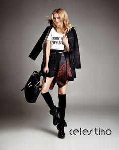 Celestino New Collection Winter 2014/15 celestino.gr