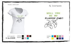 Playera Gamer    #playeras