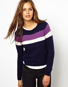 Image 1 of Hilfiger Denim Stripe Sweater