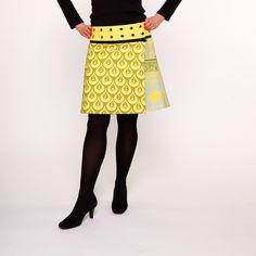 Skirt designed with Patterns by Martina Stadler and Dorothee Schaller (available for Download at patterndesigns.com)