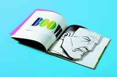 Graphic Design Print Portfolio Book Examples portfolios that got jobs - rockpaperink.com
