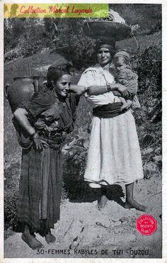 Femmes-Kabyles