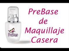 Receta para hacer nuestra propia prebase o sellador de maquillaje | Cosméticos, Maquillaje, Recetas y Productos Naturales | Tratamientos Belleza