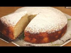 BIZCOCHO DE YOGURT PARA PRINCIPIANTES - YouTube Pan Dulce, Almond Cakes, Baked Potato, Banana Bread, Baking, Ethnic Recipes, Desserts, Food, Almond Flour Brownies