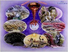"""BLOG É DESSE JEITO !: O Livro do Apocalipse - """"As 7 Taças"""" (Estudo 16/22..."""