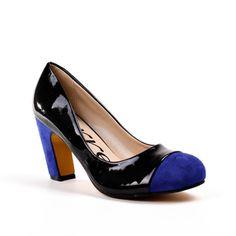 Paloma Pumps Royal Blue