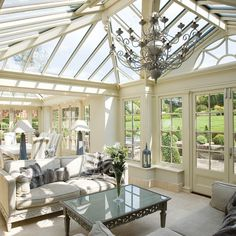 love the open roof, a sun room but not the gray