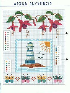 Photo from album on Yandex. Cross Stitch Embroidery, Cross Stitch Patterns, Quilt Patterns, Cross Stitch Flowers, Blackwork, Needlepoint, Needlework, Birthday Cards, Kids Rugs
