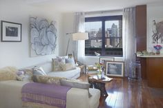 House Tour: A Serene 600 Square Foot Studio Apartment   Apartment Therapy