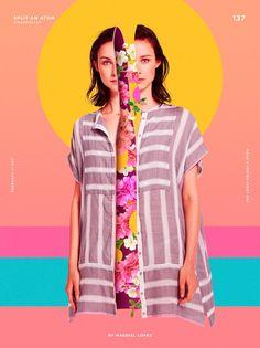 """O projeto """"A poster every day"""" consiste na criação de um poster por dia, feitos através de colagens fotográficas e ilustrações surreais super coloridas."""