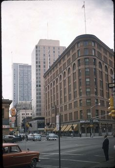 1950's Brown Palace Hotel