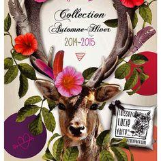 A venir news collection 2014/2015 Laissez Lucie faire #deco #accessoires