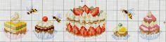 """Милые сердцу штучки: Вышивка крестом: """"Колпак для тарелки"""" (3 дизайна)"""